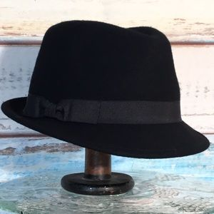 Wool Fedora Unisex Hat